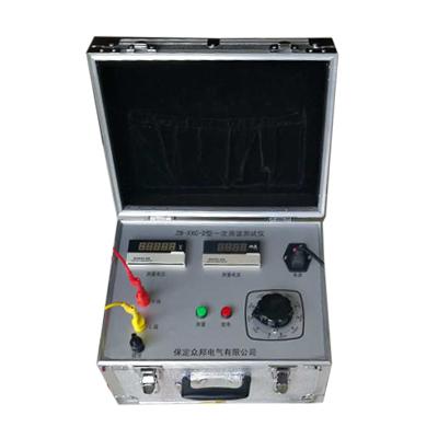 电力产品    zb-ycc-2型一次消谐测试仪    一, 概述:   一次消谐器是